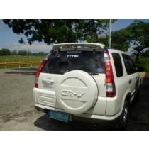 Honda CRV 02+ Hátsó  spoiler